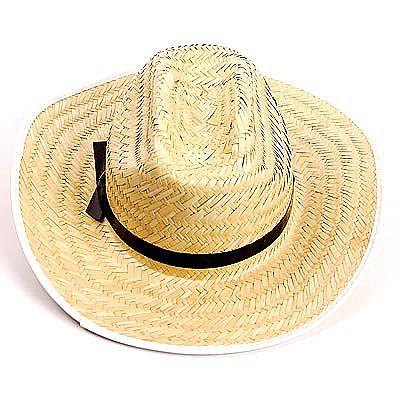 Chapéu. Cowboy de Palha 25cm 1 und f5b4ec0b3b